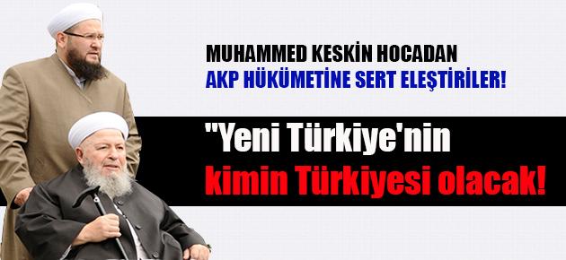 İsmailağa Cemaati'nden AKP'ye çok sert tepki!