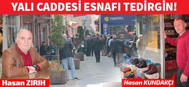 İŞYERLERİ TEK TEK KAPATIYOR