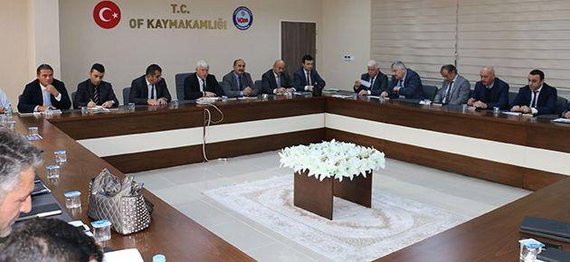 Kabahasanoğlu müdürleri istişare için topladı