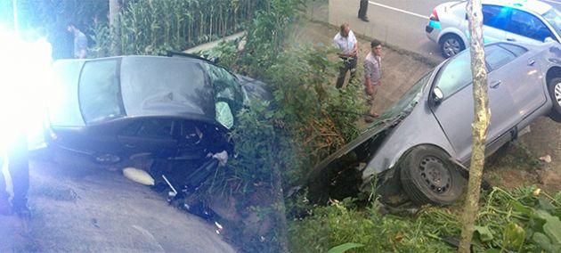 Kale Mevkiinde trafik kazası: 1 ölü 2 yaralı