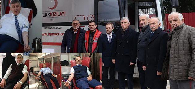 Kanımız Mehmetçiğe Feda Olsun
