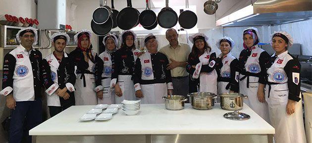 Karadeniz yemekleri için kurs düzenleniyor...