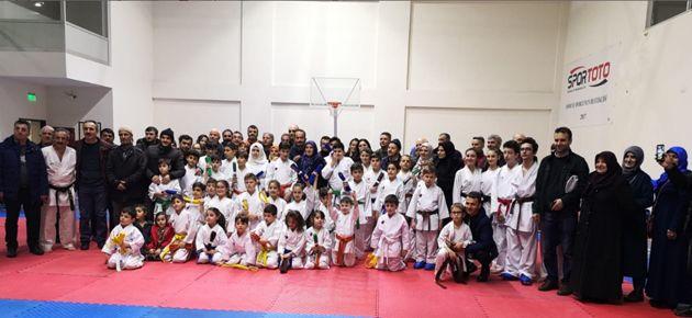 Karate Takımı Kuşak Sınavı 2019