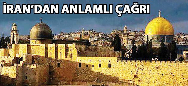 Kudüs Ordusu kurun!