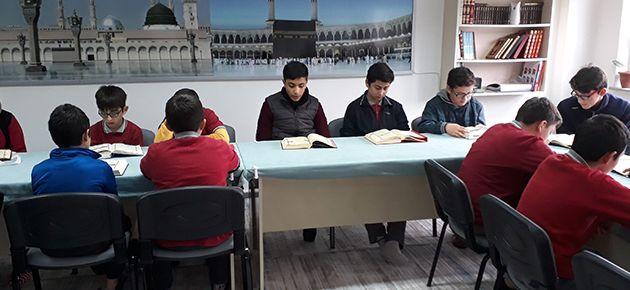 Kur'an-ı güzel okuma yarışması