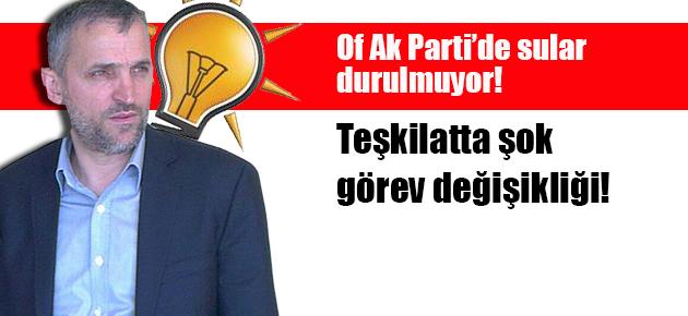 Alireisoğlu, görevden alındı!
