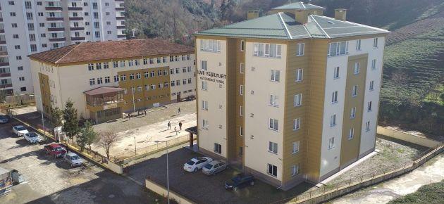 Of Anadolu İmam Hatip Proje Okulu Oldu
