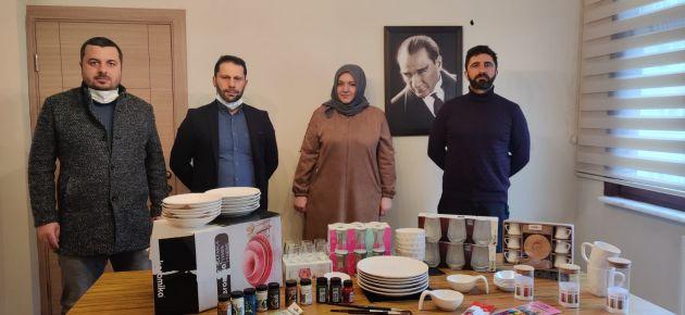 Of HGGP'den Of ve Hayrat'ta kadın girişimcilere destek organizasyonu