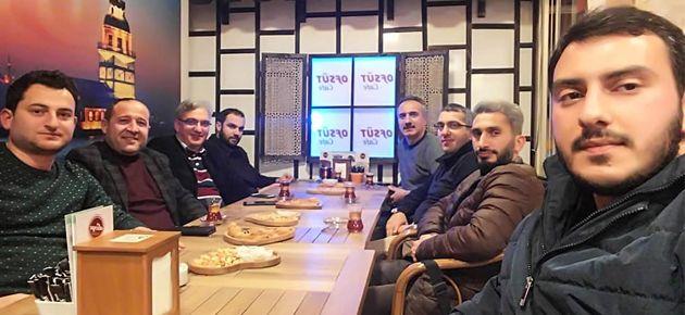 Of Medya Derneği Gazeteciler Gününde bir araya geldi