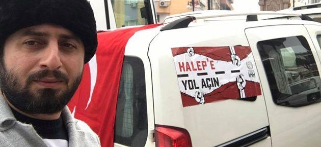 Oflular, Halep için yola çıktı