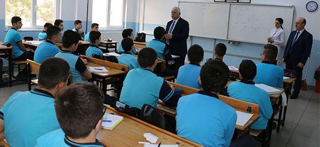 Öğrencilere  Moral, Motivasyon Ziyaretleri