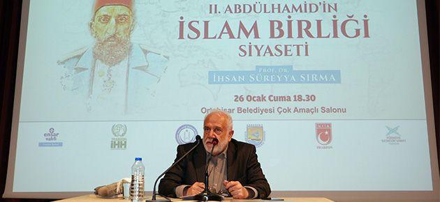 Onun Derdi İslam Birliğiydi