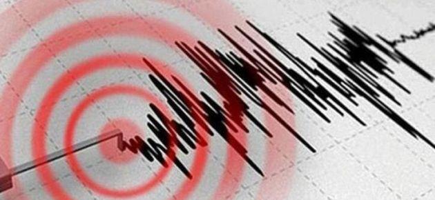 Ordu'da deprem oldu