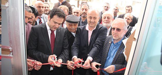 Osmanlı İnşaat Dualarla Açıldı