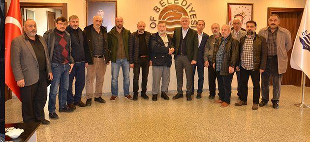 Sarıalioğlu, Çamlıtepe Mahallesi sakinlerini dinledi