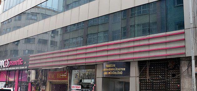 Satılık TİSKİ Hizmet Binası