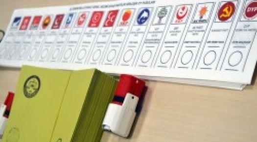 Sınır kapılarında ilk gün kaç oy kullanıldı?