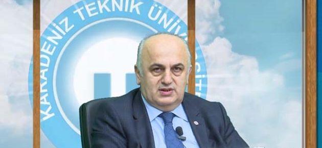 Süleyman Baykal yeniden KTÜ Rektörü...