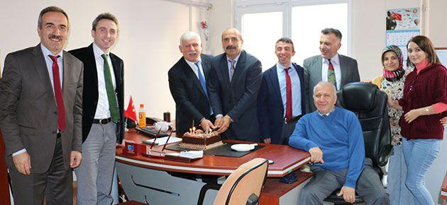 Süleyman Bedir'e Sürpriz