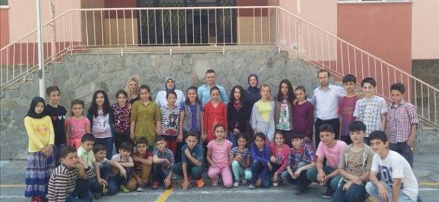 Taşkıran Ortaokulu Proje Okulu Oldu