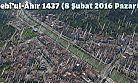 29 Rebî'ul-Âhır 1437 (8 Şubat 2016 Pazartesi)