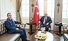 Küçükakyüz Paşa Köşk'te Başbakan Yıldırım ile görüştü