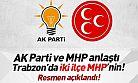 Cumhur İttifakı'nda Trabzon'da hangi iki ilçeyi MHP aldı?
