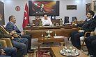 ESDER Genel Başkanından Of Ziyareti