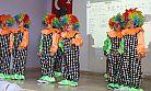 Eskipazar Okulunda sergi açılışı