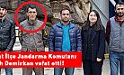 Hayrat Jandarma Karakol Komutanı Hayatını Kaybetti