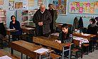 Liseli Gençler Önemli Sınavda Yarıştı