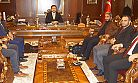 Medya Derneğinden Kaymakam Fırat'a ziyaret