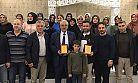 Müdür Ali Sabri Korkmaz'a Veda Programı