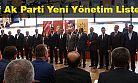 İşte Of AKP'nin yeni yönetimi