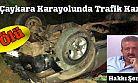 Of-Çaykara Karayolunda Trafik Kazası-1 Ölü