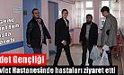 Of Genç Saadet'ten Hasta Ziyareti