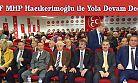 OF MHP Hacıkerimoğlu ile Yola Devam Dedi