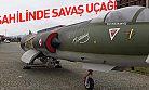 Of Sahiline Savaş Uçağı İndi!