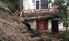 OF ve Hayrat'ta Şiddetli Yağmur