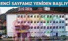 ÖĞRENCİ SAYFAMIZ YENİDEN BAŞLIYOR..