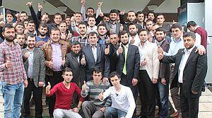 Saadet Gençliği Trabzon'da Buluştu