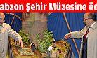 Trabzon Şehir Müzesine ödül