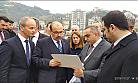 Trabzon Valisi Yeni Hastane İnşaatını Ziyaret Etti