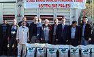Trabzon'da organik tarım meyvelerini vermeye başladı