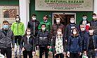 Türkiye Dağcılık Federasyonundan Of Naturala Ziyaret