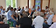Başkan Sarıalioğlu, Çataldere Mahallesi sakinleriyle buluştu