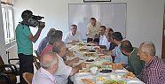 Başkan Sarıalioğlu, Sanayi Esnafını Dinledi
