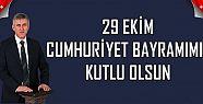 Başkan Sarıalioğlu'ndan Cumhuriyet Bayramı