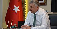 Başkan Sarıalioğlu'ndan İsrail kınaması