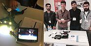 KTÜ'lü Gençlerden Drone Projesi
